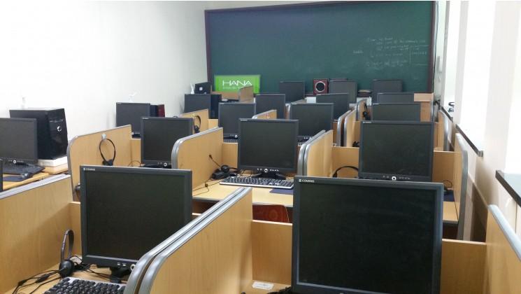하나 컴퓨터랩실 1